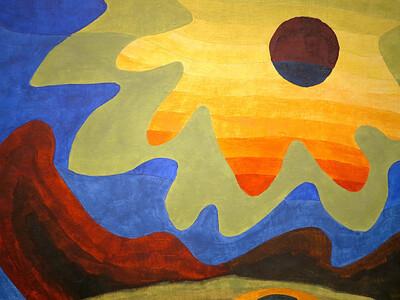 Sun,  Edward Dove, 1943