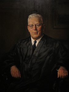 Earl Warren, by Emil Jean Kosa, 1963