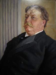 William Howard Taft, by William Valentine Schevill,  1910