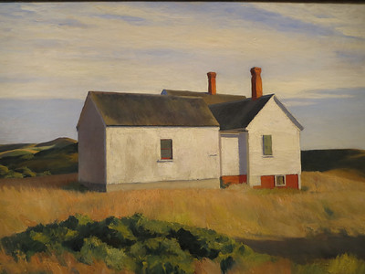 Ryder's House, Edward Hopper, 1933