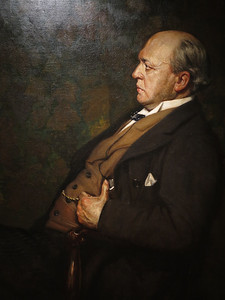 Henry James,  by Jacques-Emile Blanche, 1908
