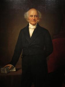 Martin Van Buren, George Healey, 1864