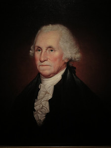 George Washington by Rembrandt Peale, 1795
