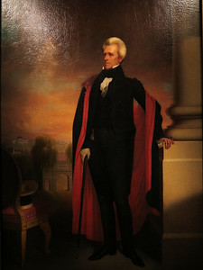 Andrew Jackson, by Ralph E.W. Earl, 1836-37