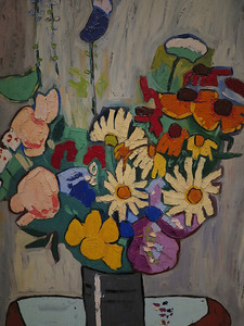 Flowers, William H Johnson, 1939-40