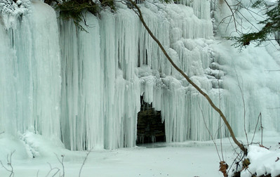 Cuyahoga Valley National Park in the winter