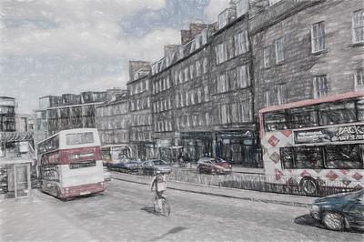 Sketchy Street