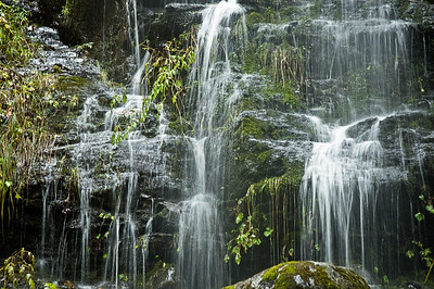 Spilling Waterfall