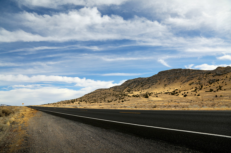 Loneliest Road in the Country