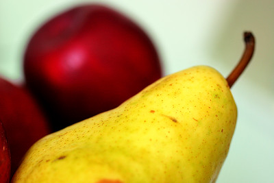 Pear and Apples Still Life 421
