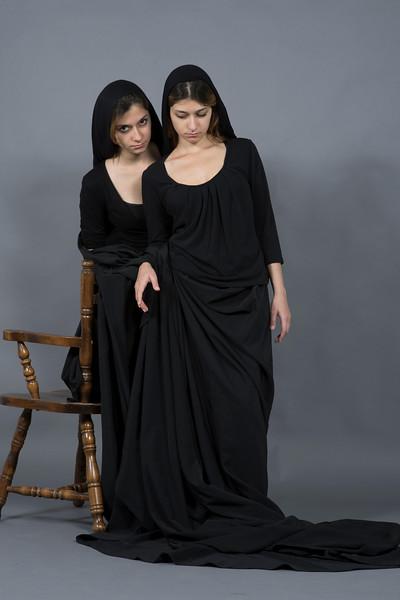"""Shared Occupation Series, Farzaneh & Bahareh,  2014         20"""" x 30"""""""