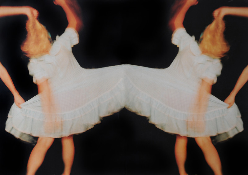 """The Uncanny: Extension of Self,  Female Ideal, 2003, 17""""x22"""""""
