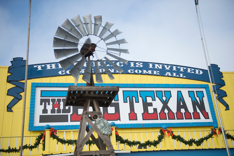 "The Uncanny: Extension of Self,  Big Texan, 2013, 17""x22"""