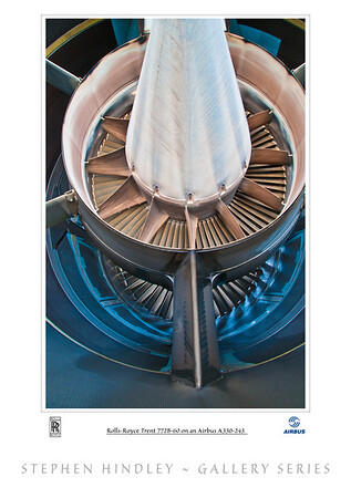 Airbus A330 engine