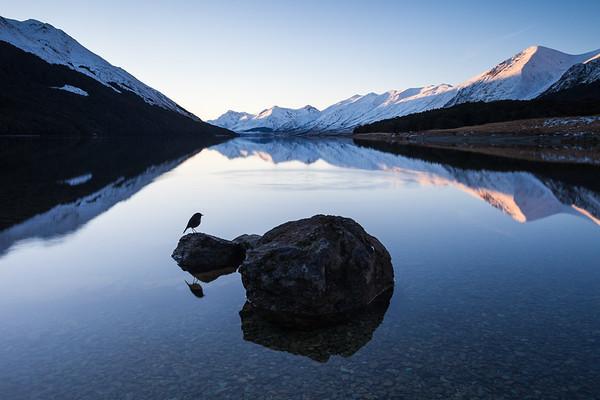 North Mavora Lake, Southland.