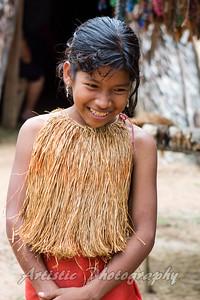 Yagua Indian