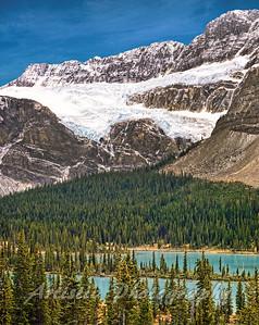 Crow Foot Glacier