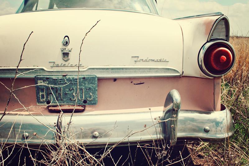 Pink Car 2