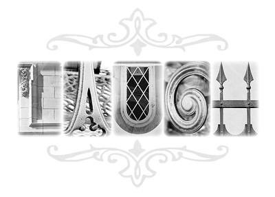 LAUGH Alphabet Photography