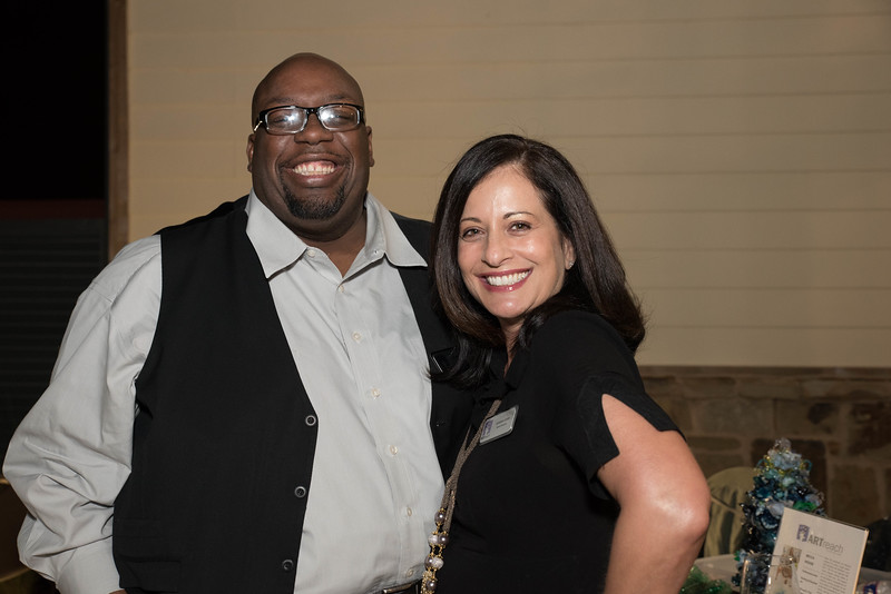 Ernest Lewis and Adriana Rubin, Board Members