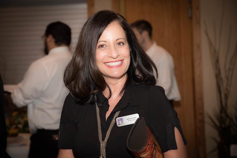 Adriana Rubin, Board Secretary