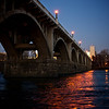 Gervais Street Bridge. Columbia, South Carolina