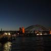 Sydney Bridge. Australia