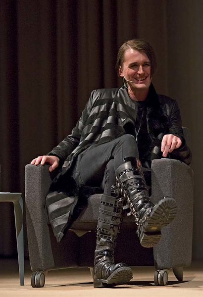 Gareth Pugh Visiting Artists Program Lecture<br /> November 1 /Rubloff Auditorium