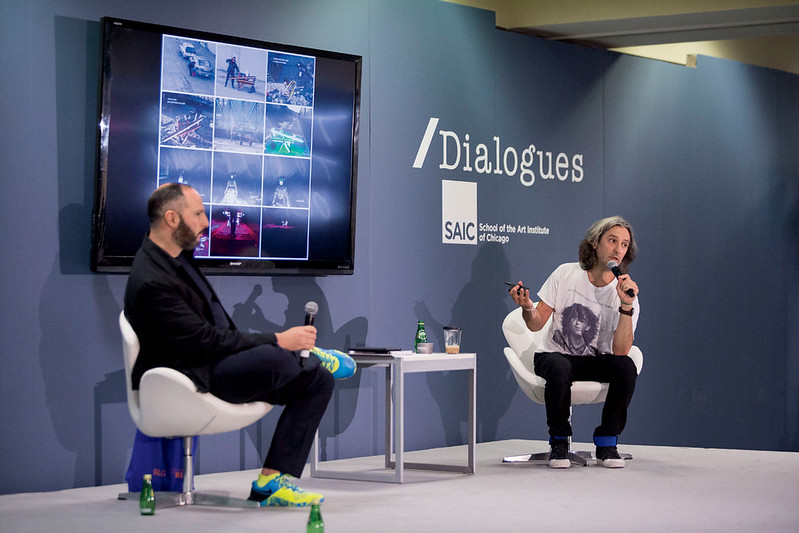 EXPO CHICAGO /Dialogues and Booth<br /> September 23–25, Navy Pier
