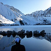 Late Afternoon, Convict Lake outlet, Mono County, CA
