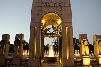 WWII Memorial - Pacific