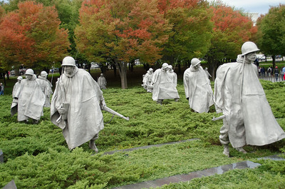 Korean War Memorial #1