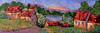 JOYOUS HEART BEATING - 12X36/GICLEE ON CANVAS