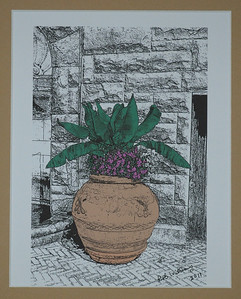 Biltmore Clay Pot ArtExposure