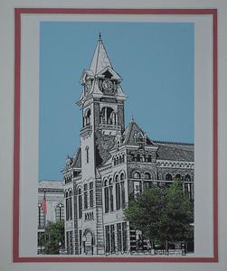 Wilmington NC Old Court House ArtExposure