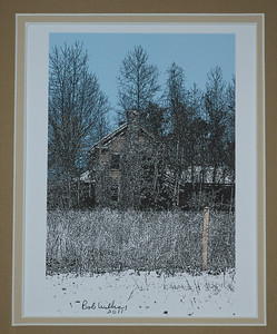Old Farm House ArtExposure