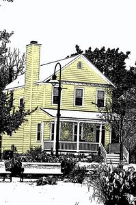 Old Jacksonville House