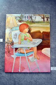 """""""Claire"""" by Douglas Parker"""
