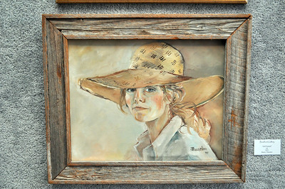 """Self Portrait"" by Sherry Thurston"