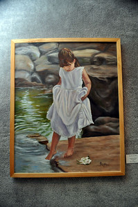 """""""Testing the Waters"""" by Bernie Rosage, Jr."""