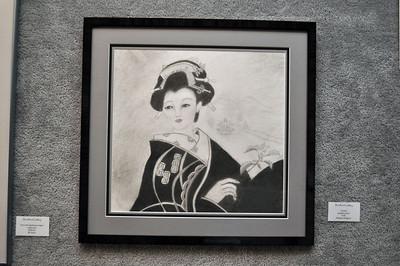 """Geisha"" by Mehanie Delgaizo"