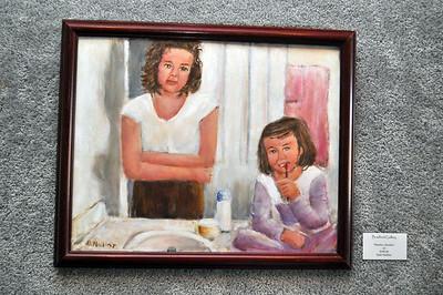 """Brushie, Brushie"" by Barb Mullins"