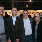 Stephen Wesley, Michael Sebourn, Wayne Schwertley and David Johnson.