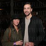 Stephanie Reuss and Andy Friedrich.