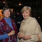 Delia Walker and Donna Zapata.