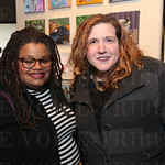 Erica Codey-Rucker and Jessica Haskell.