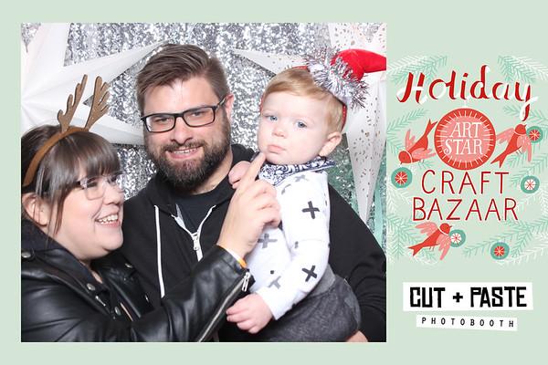 Art Star Holiday Craft Bazaar 2017  (Saturday)