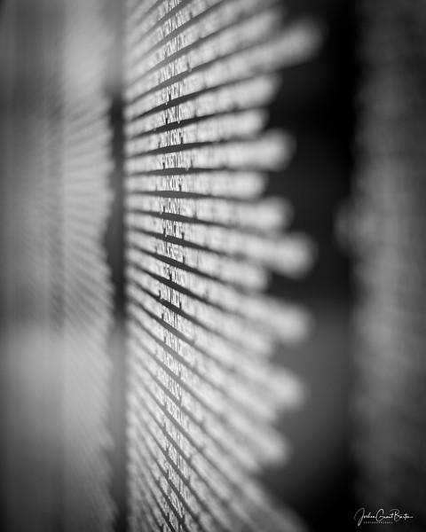 Vietnam Wall Memorail Replica 2