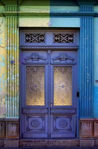 EPV0166 blue green door 2