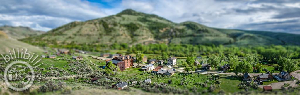 Bannock Ghost Town, Montana